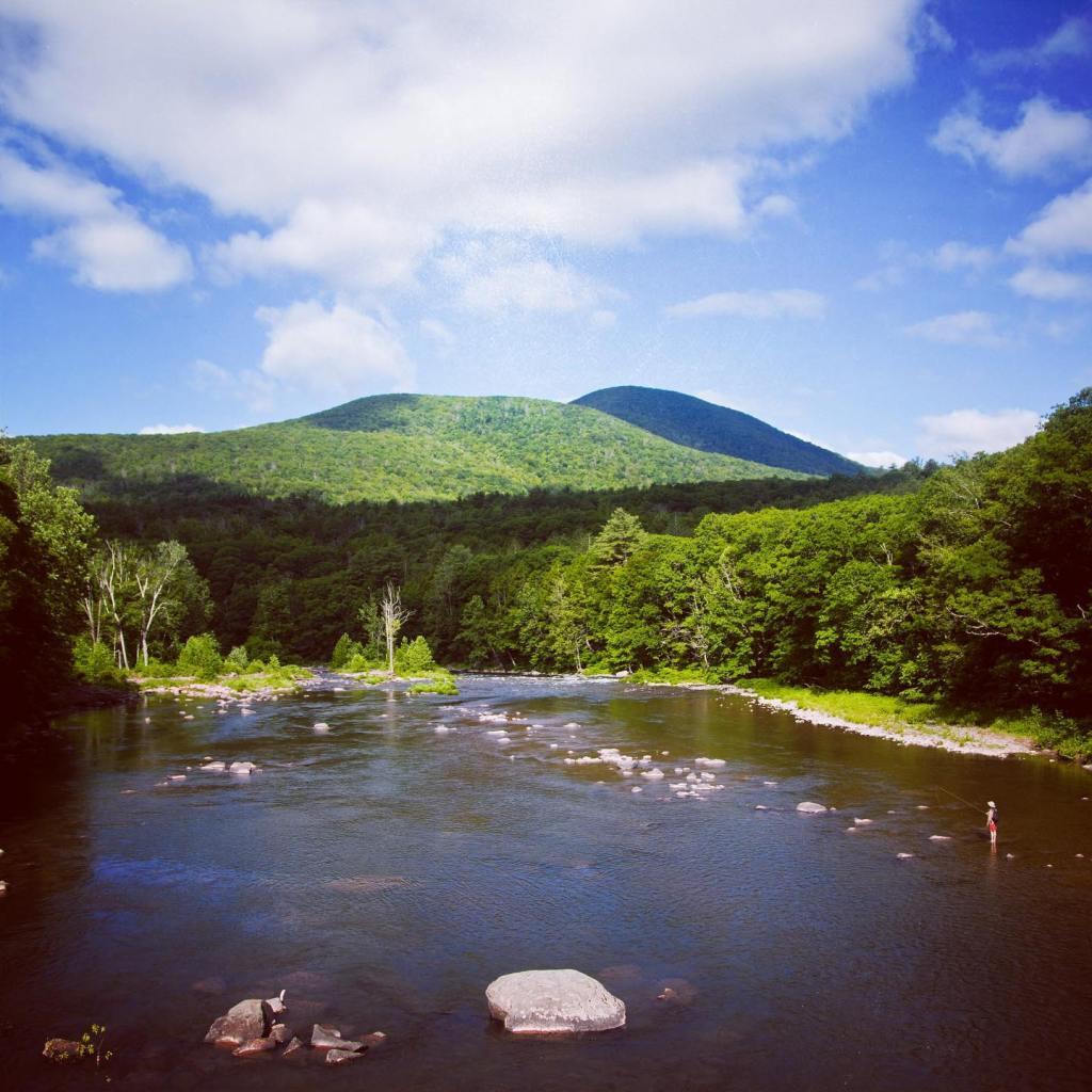 Catskills, Esopus, Rail Trail